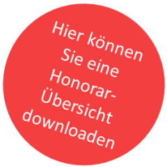 Honorare und Kosten Pressearbeit und Content Marketing