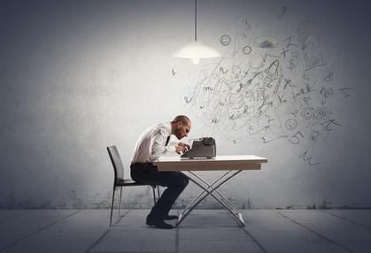 Texter für Corporate Blogs im Content Marketing